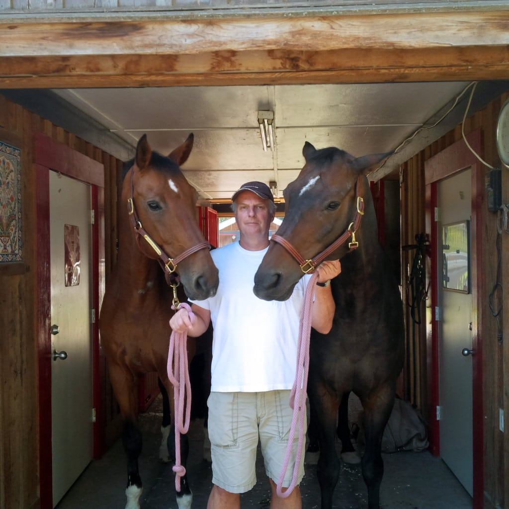 PW and ponies