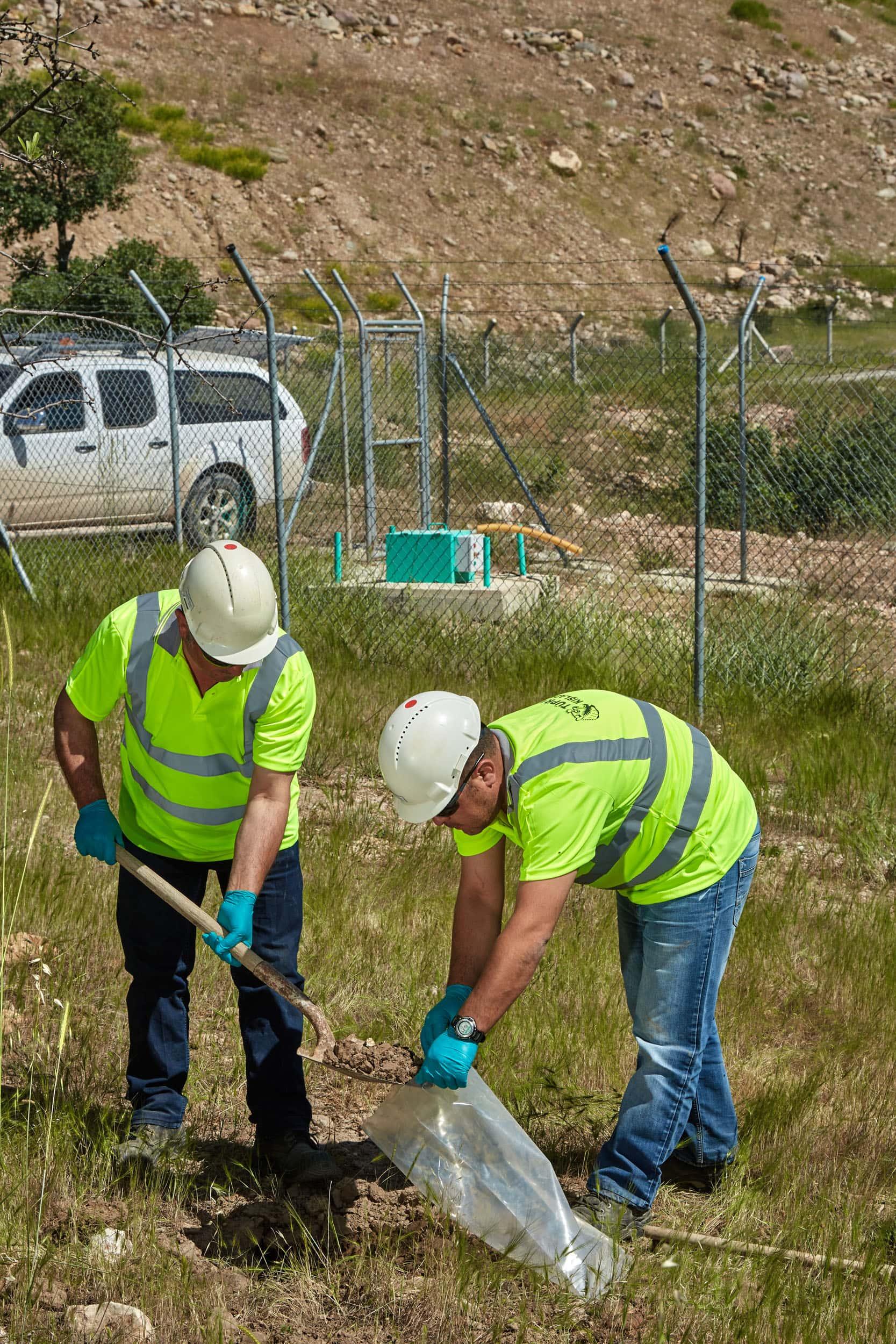 Environmental Monitoring In Action Eldorado Gold
