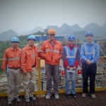 ICMC audit at our Jinfeng mine during November 2014