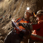 Underground Miners at Eldorado Gold's Efemcukuru Gold Mine in Turkey