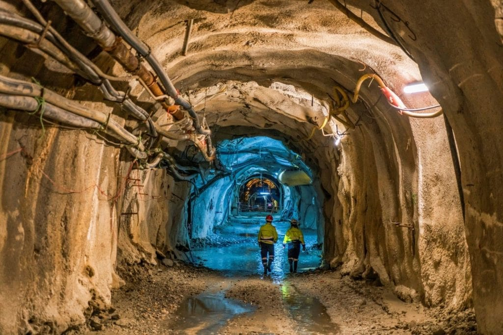Development of the Olympias underground gold-silver-lead-zinc mine in northern Greece