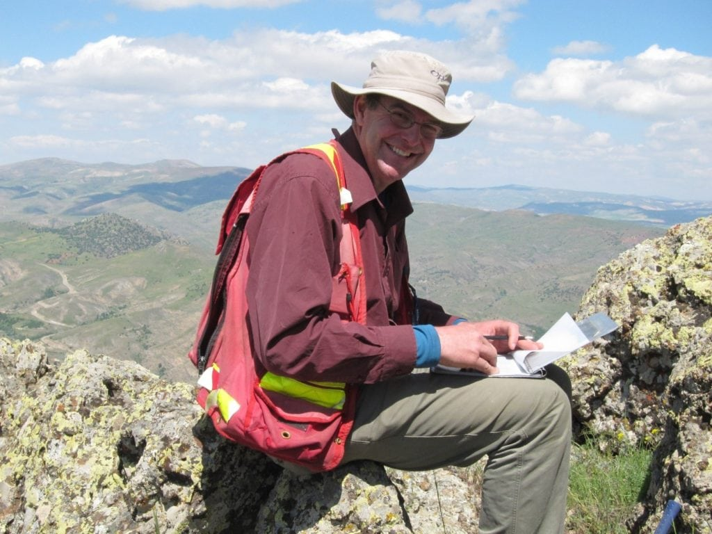 Peter Lewis, VP Exploration for Eldorado Gold