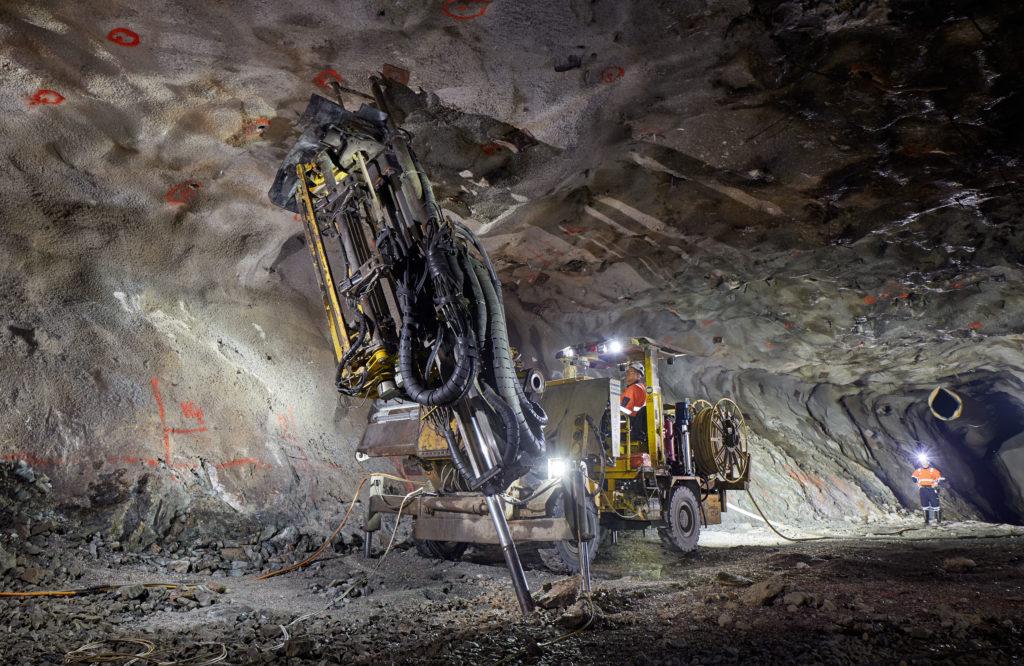 Ventilation on Demand improves safety in underground mines