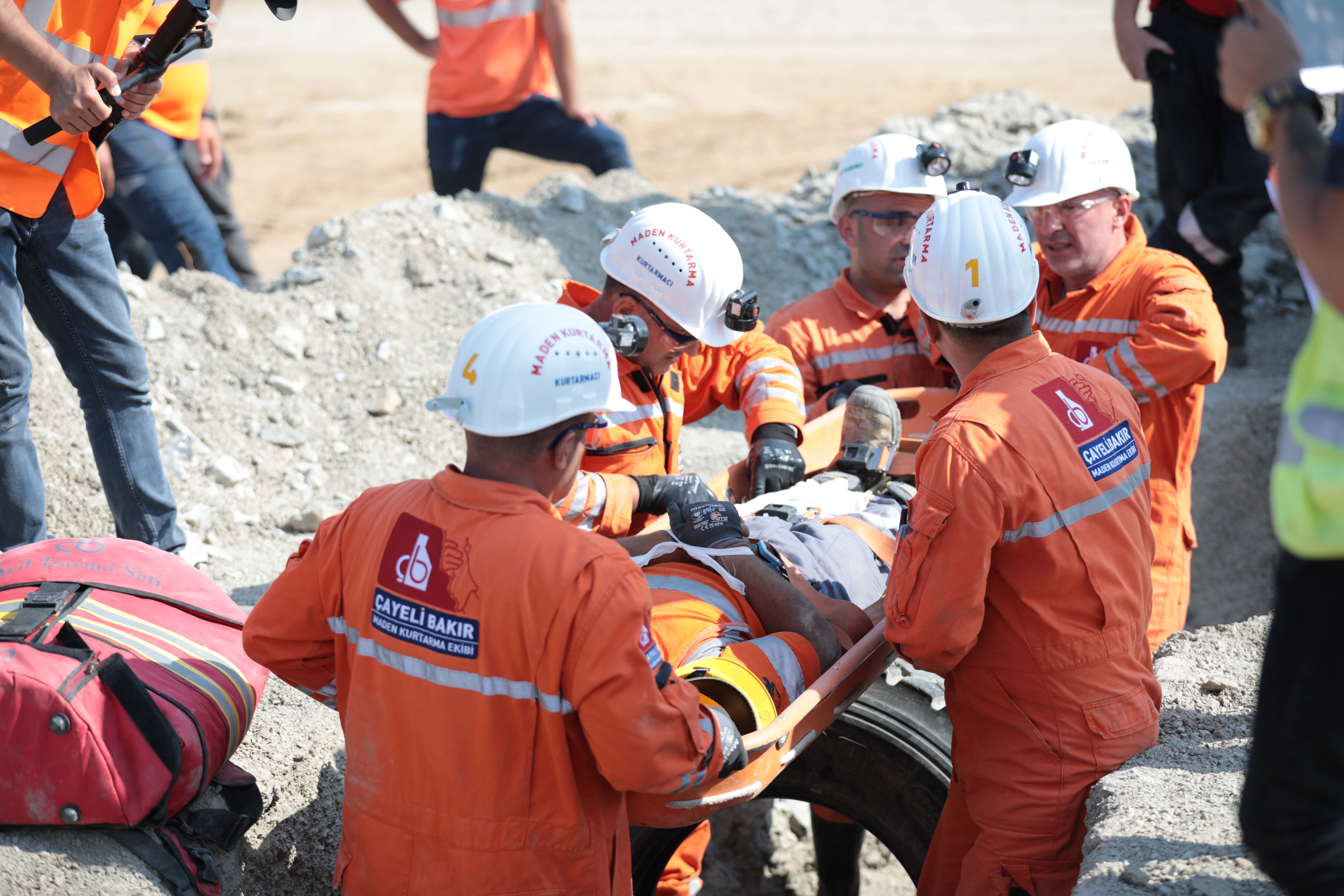 Rescue Activity